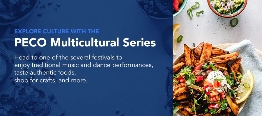 Visit the PECO multicultural series this summer