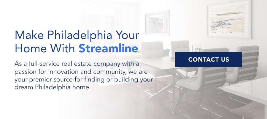 Make Philadelphia your home with Streamline Philly