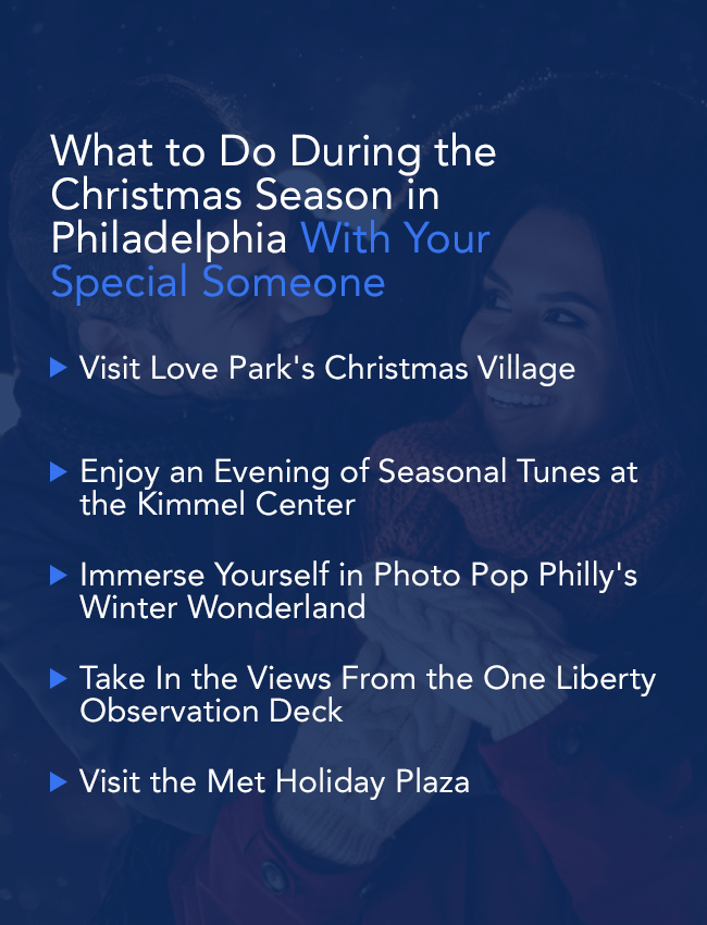 Christmas Season Activities in Philly