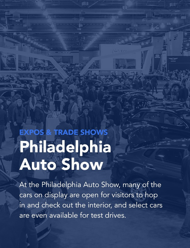 Philly Expo Trade Shows