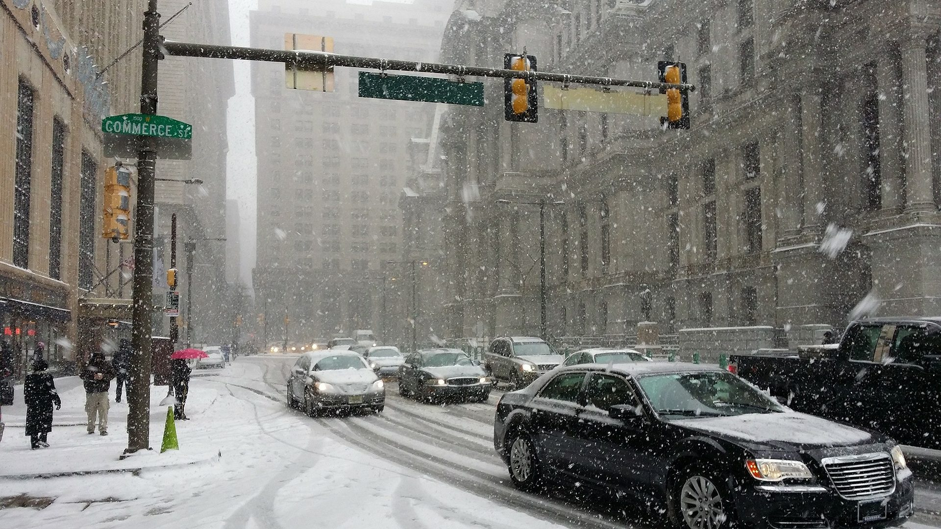 Philly Snow