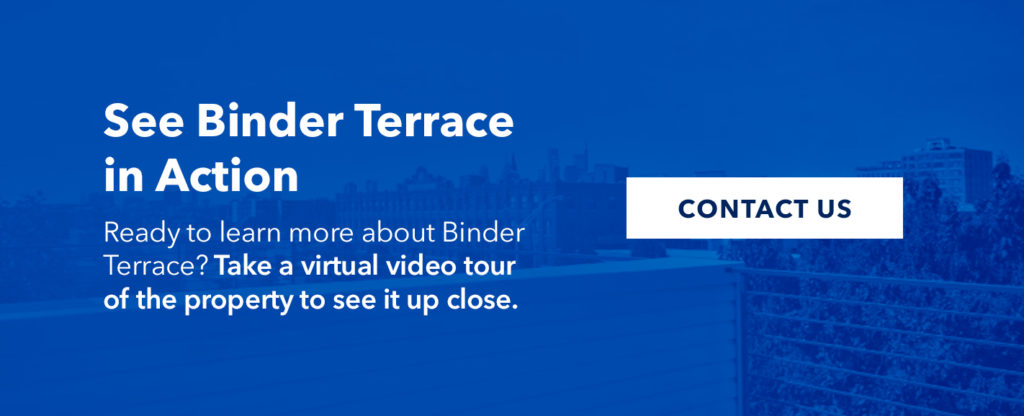 Read More on Binder Terrace