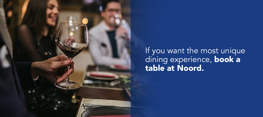 Book a Table Noord