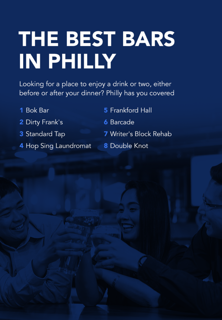 Best Bars in Philly